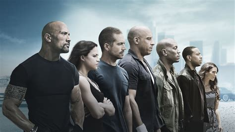 Furious 7 2015 Movie Wallpapers
