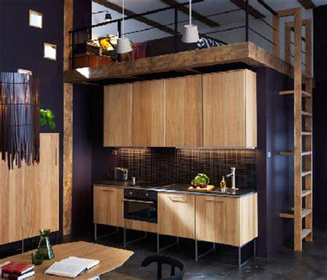 faire une cuisine ikea faire une cuisine ouverte dans un studio