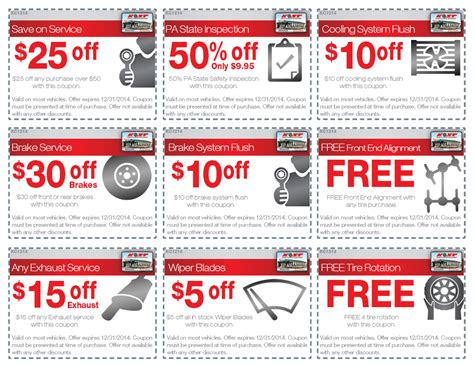 Ntb Coupons Tire Alignment