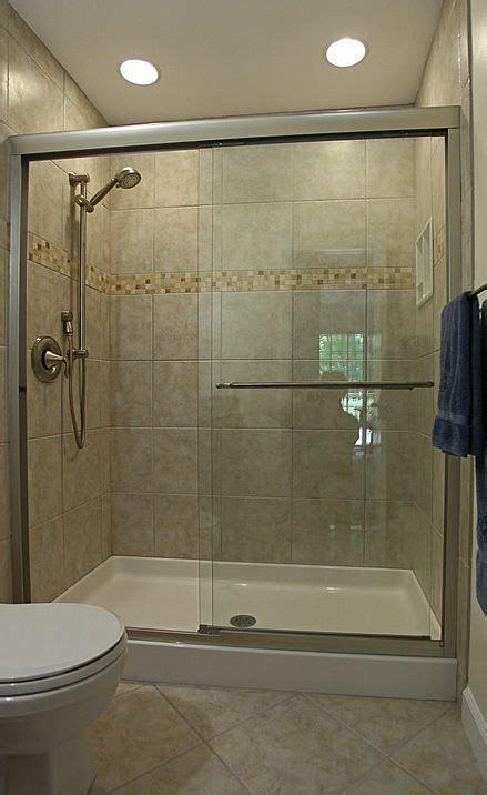 Tile Ideas For Small Bathroom by Small Bathroom Tile Designs With Kohler Fluence Frameless