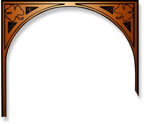 Arch Clipart Arch Clip At Clker Vector Clip