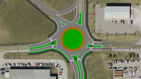 roundabouts boost intersection safety  pa