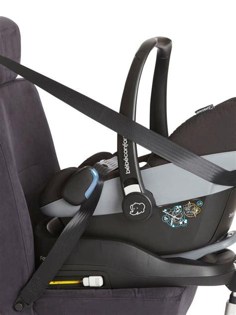 siege auto bebe confort isofix groupe 0 le siège auto coque bébé confort pebble groupe 0 146 au