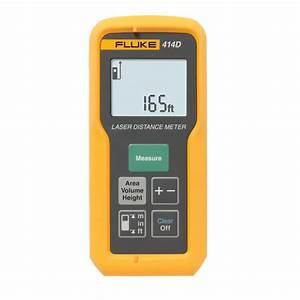 Fluke 414D Laser Distance Meter 165 feet 50 meter from ...