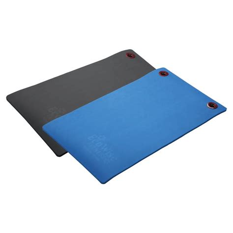 work out mats ecowise elite workout mat with eyelets mats