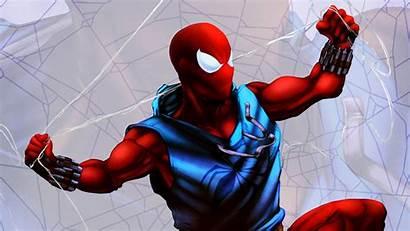 Scarlet Spider Wallpapers 4k Superheroes 1080p Miller