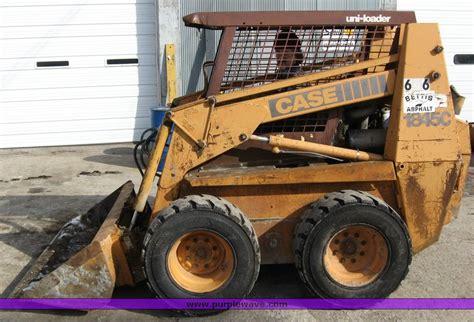 1987 Case 1845c Skid Steer  Item 1027  Sold! April 7
