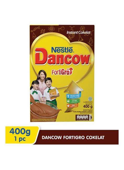dancow susu bubuk  fraq coklat box  klikindomaret