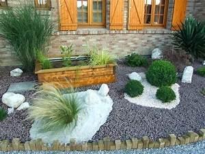 Comment Faire Un Jardin Zen Pas Cher : jardin japonais idee aquarelle online ~ Carolinahurricanesstore.com Idées de Décoration