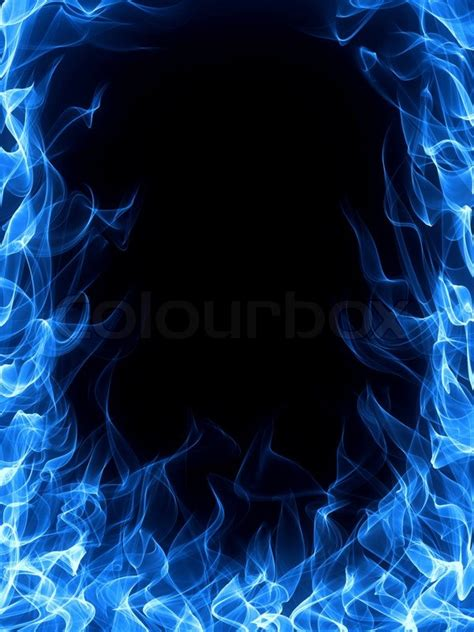 gas fire  flame frame stock photo colourbox