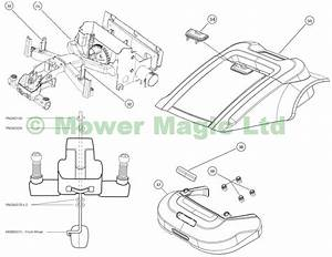 Robomow Rs612 Rs622 Rs630  2014 Onwards  Spares Parts