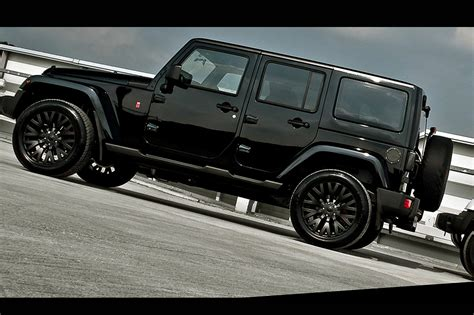 jeep new black photos jeep wrangler jk mk3 kahn 2014 from article always