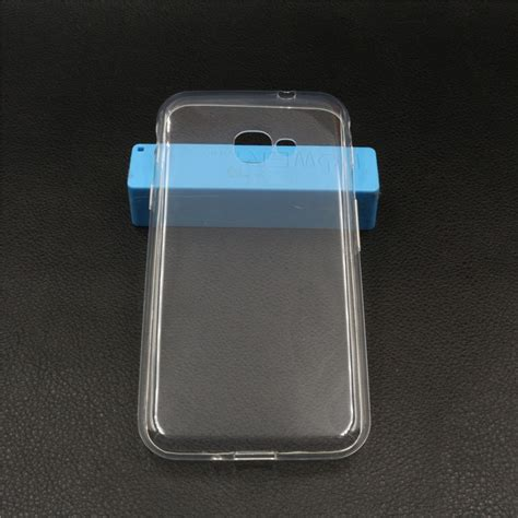 buy soft silicone clear tpu telefoon hoesje  samsung galaxy xcover  sm