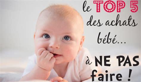 enceinte 5 mois bebe bouge moins le top 5 des produits 224 ne pas acheter pour b 233 b 233 so busy