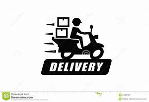 Free delivery stock vector. Illustration of deliver ...