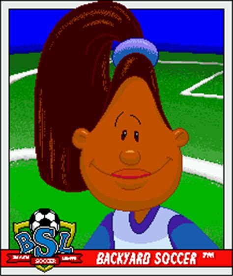 Backyard Football Characters - jocinda smith humongous entertainment wiki
