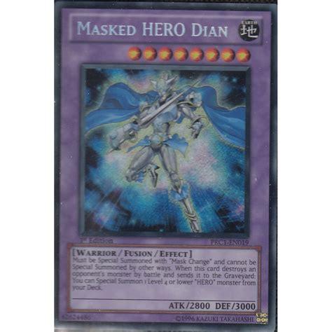 yu gi oh card prc1 en019 masked hero dian