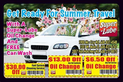 38097 Westgate Car Wash Coupon by Featured Advertisers Page 2 Of 2 Dollars And Sense