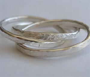 interlocking russian wedding rings felt With interlocking wedding rings