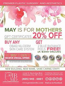 Your Mother's Day special is here! http://premierokc.com ...