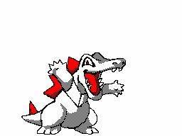 pokemon totodile cyndaquil chikorita Marioshi64 Pokemon ...