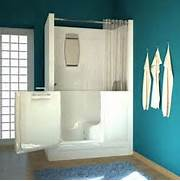 Handicap Tub Shower Combo by Walk In Tubs Home And Tub Shower Combo On Pinterest
