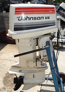 Johnson Outboard Motor 140