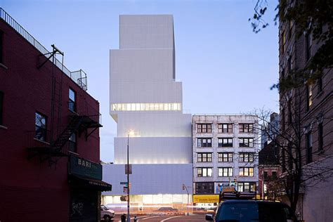 new museum sanaa archdaily