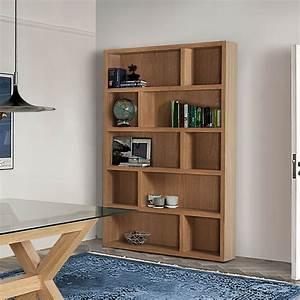 Bibliothèque Design Bois : biblioth que casiers design en bois brin d 39 ouest ~ Teatrodelosmanantiales.com Idées de Décoration