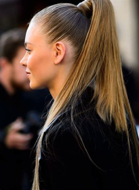 styles for hair 1265 best images about sleek ponytail on jason 6856