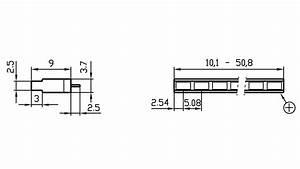 Led In Reihe : signal construct led reihe 8fach gr n l x b x h 40 8 x 3 7 x 9mm zalw 082 a020 voelkner ~ Watch28wear.com Haus und Dekorationen