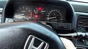 1989 Honda Crx Si YouTube