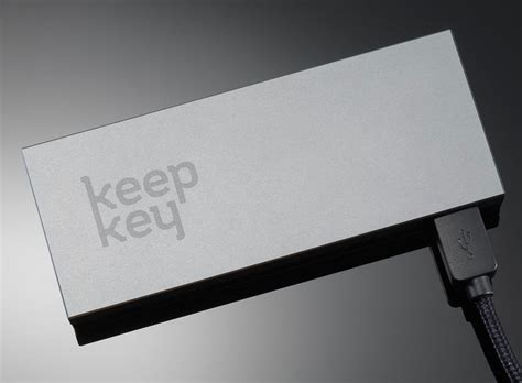 keepkey   physical cryptocurrency wallet  securely