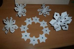 Deco Noel En Papier : decorations de noel en papier passions creations d 39 isa ~ Melissatoandfro.com Idées de Décoration