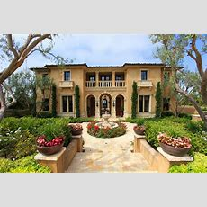 Picture Your Life In Tuscany In A Mediterranean Style Home