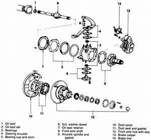 2005 F150 Front Differential Diagram