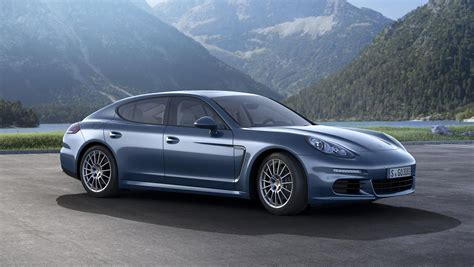 Porsche Panamera Photo by 2014 Porsche Panamera Review Ratings Specs Prices And