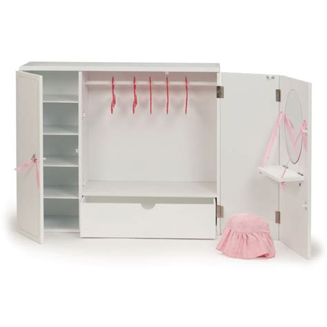 Our Generation Doll Closet by Our Generation Wooden Wardrobe Our Generation Ireland