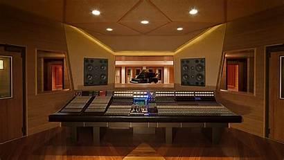 Studio Wallpapers Backgrounds Recording Studios Desktop Control