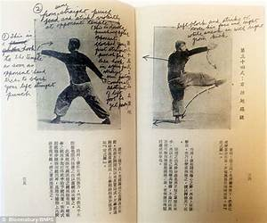 The Book That Bruce Lee Used To Teach Himself Kung Fun Has