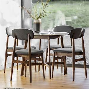 Round, Barcelona, Dining, Table