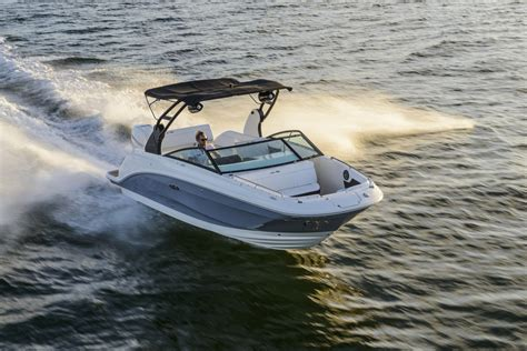 Sea Ray Pontoon Boats by Sea Ray Boats 2018 Sea Ray Sdx 250 Ob