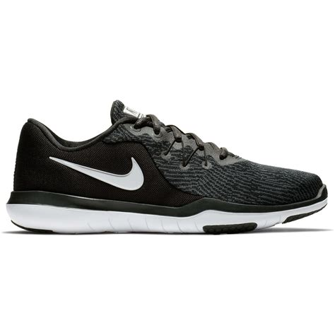 supreme shoes nike flex supreme tr 6 womens shoes black