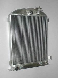 All Aluminum Radiator Ford