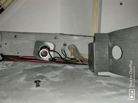 refrigerator ge monogram water leaking repair  los gatos california san jose ca air