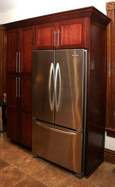 installing wine cooler in existing cabinet home refrigerators and you are on pinterest