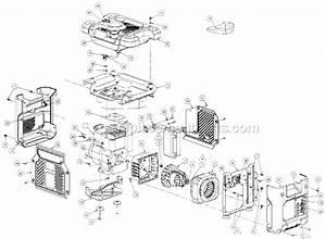 Coleman Generator Parts Diagram