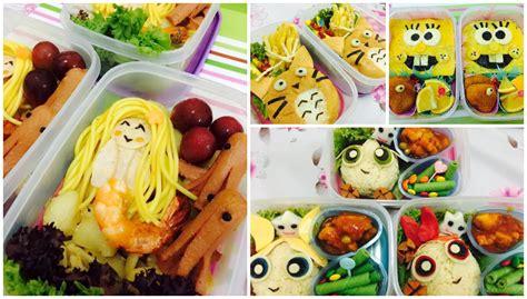 Anak Sekolah Lagi Hamil Comelnya Ini 30 Idea Bekal Makanan Anak Ke Sekolah Untuk