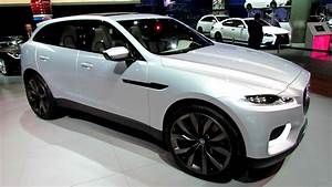 Nouveau 4x4 Jaguar : 2015 jaguar cx 17 sport suv exterior and interior walkaround 2013 la auto show youtube ~ Gottalentnigeria.com Avis de Voitures