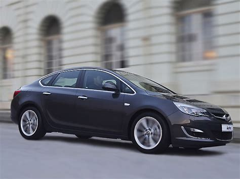 Allnew Opel Astra Sedan Now In Sa  Specs And Prices
